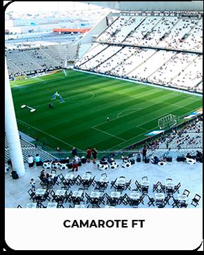 Ingresso Camarote Corinthians