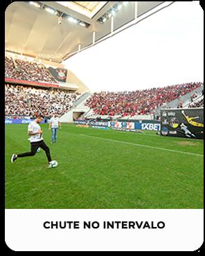 Chute no Intervalo – Arena Corinthians